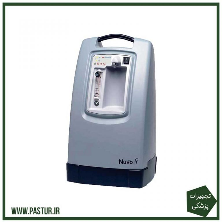 اکسیژن ساز 8 لیتری نایدک – NIDEK