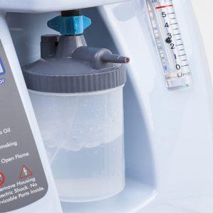 لیوان مرطوب کننده اکسیژن ساز