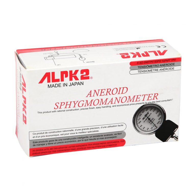 فشارسنج آلپیکادو V500 همراه با گوشی پزشکی