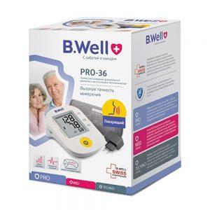 فشارسنج دیجیتالی بی ول مدل PRO-36