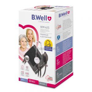 فشارسنج BWELL مدل WM - 62 S