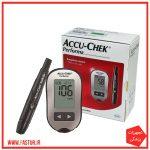 دستگاه تست قند خون آکیوچک مدل AccuChek Performa