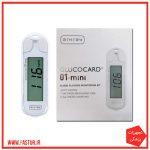 تست قند خون آرکری مدل گلوکارد GLUCOCARD 01 Mini