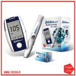 دستگاه تست قند خون زیکلاس مد Zyklusmed TD 4267 با 50 نوار اضافه