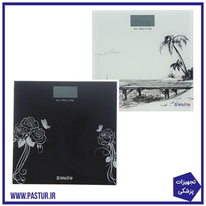 ترازو دیجیتال BWell WK165 – BLACK & WHITE