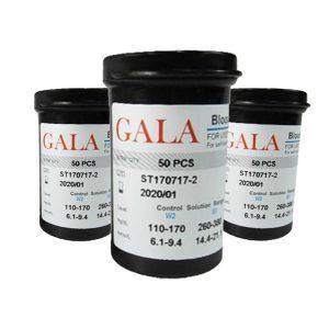 نوار تست قند خون گالا - GALA