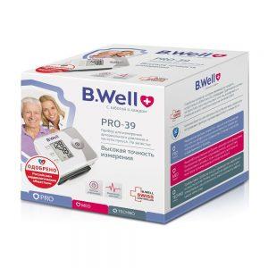 فشارسنج مچی دیجیتال بی ول BWELL PRO39