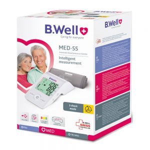 فشارسنج BWELL مدل med-55