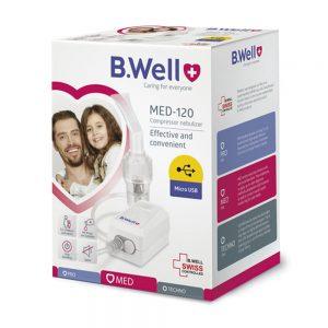 نبولایزر بی ول - BWELL MED120