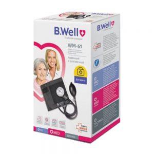 فشارسنج BWELL مدل WM - 61 S