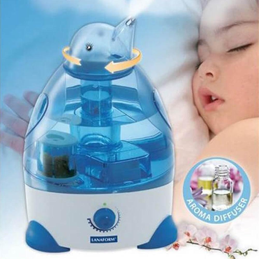 دستگاه بخور سرد کودک لانافرم - LANAFORM مدل LILY