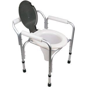 توالت فرنگی مدل آلومینیومی