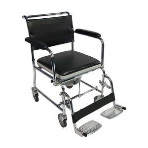ویلچر (صندلی چرخدار) حمام جی تی اس JTS مدل 695